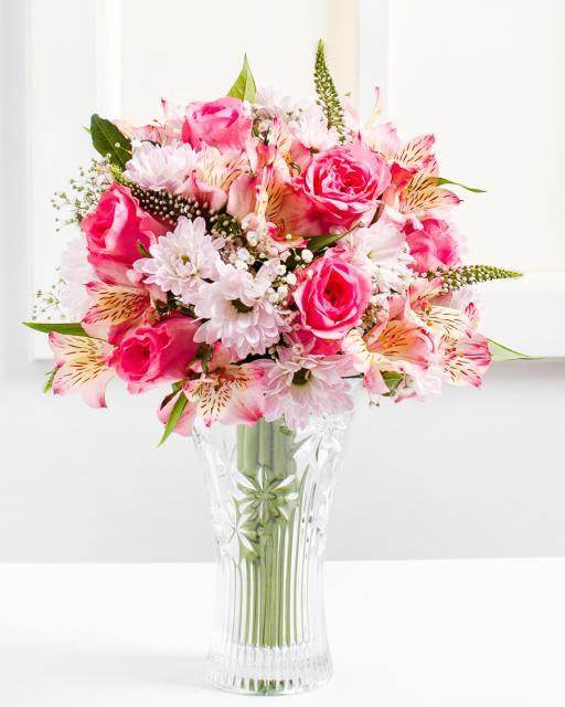 Розовая нежность