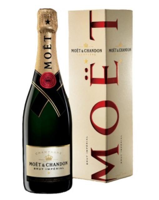 Шампанское Moet & Chandon